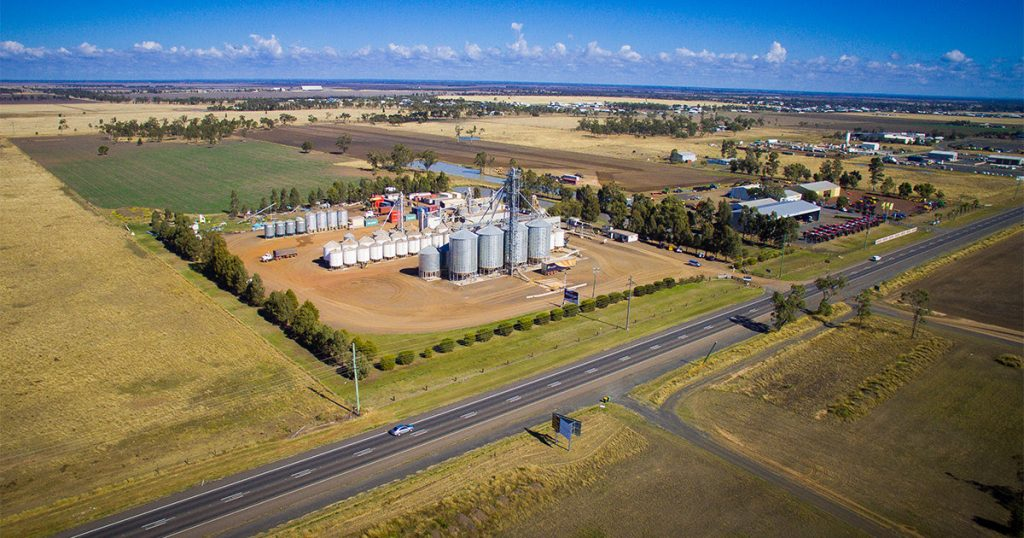 Warrego Highway Site